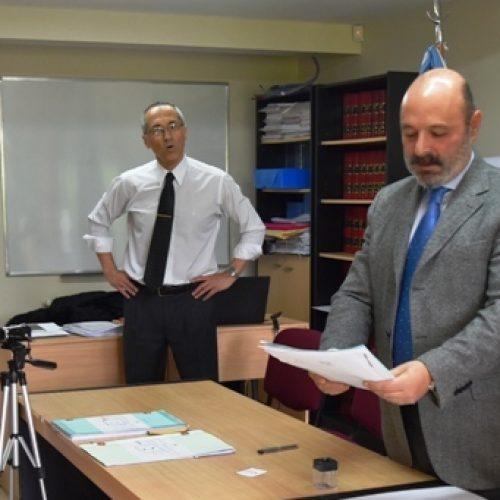 Candidatos a Juez de Instrucción Nº 3 de Ushuaia fueron entrevistados por el Consejo de la Magistratura