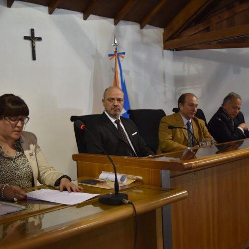 El Doctor Sagastume participó de la entrega de diplomas a los Diputados Nacionales electos