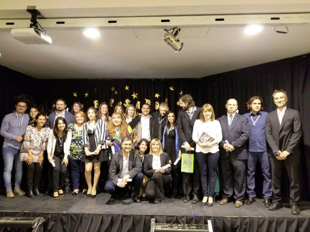 Graduados de la Especialización Docente en contextos de encierro 1