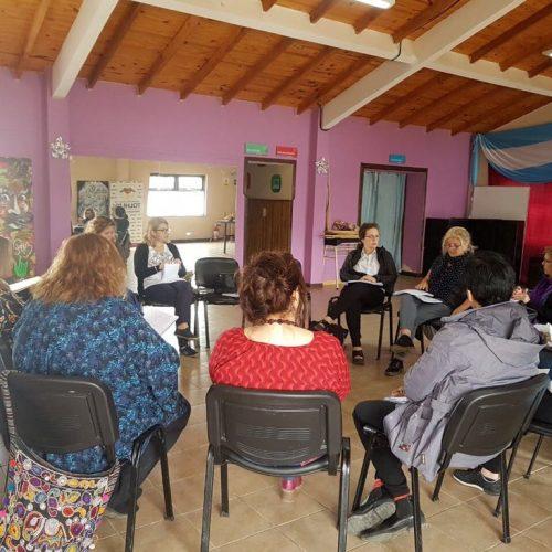 Se realizó el primer encuentro del año de la Mesa de Redes Interinstitucionales en Tolhuin