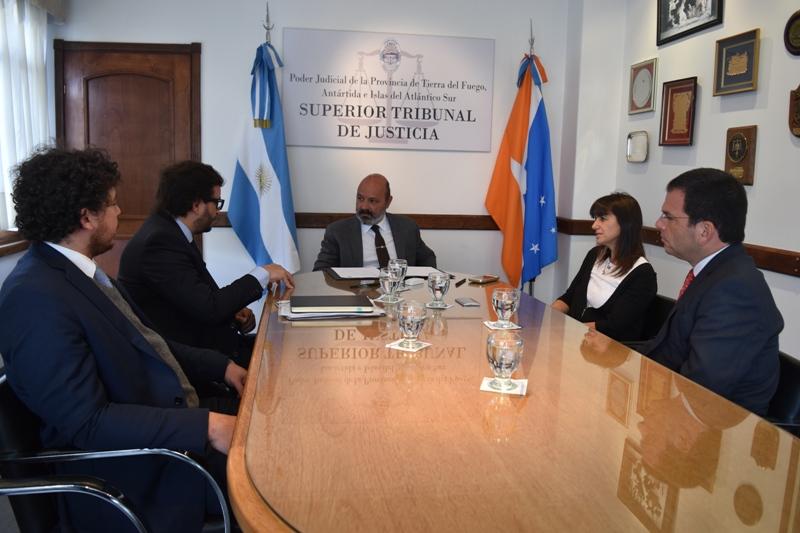Firma adenda con Ministerio de Justicia y DDHH Nación (2)