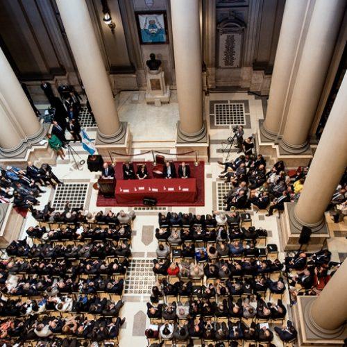 El Superior Tribunal de Justicia participó en la Corte Suprema de la Nación del debate por la modernización del servicio de justicia