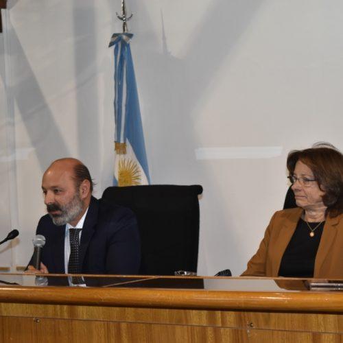 """Amplia convocatoria en las Jornadas """"El Poder de Castigar y el Garantismo"""""""