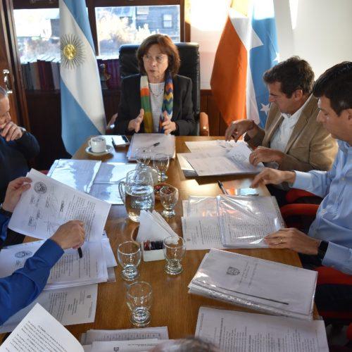 Sesionó este miércoles el Consejo de la Magistratura en Ushuaia