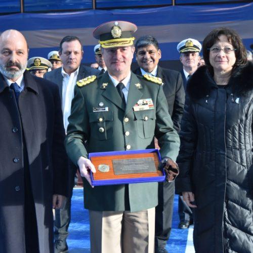 El Superior Tribunal de Justicia participó de la ceremonia por el aniversario de creación de la Gendarmería