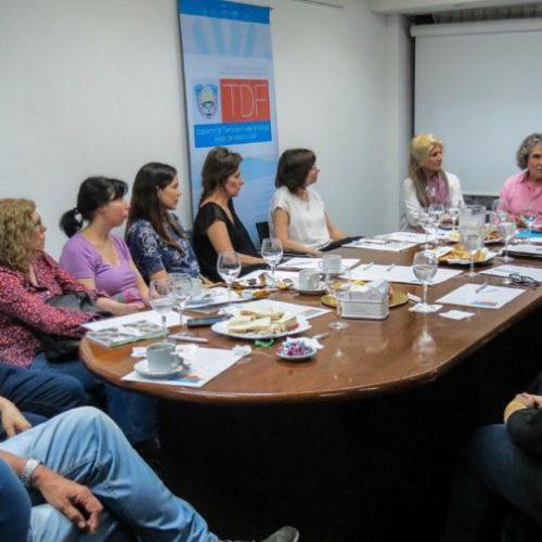 La Jueza Battaini participó del Encuentro Patagónico de Acceso a Justicia