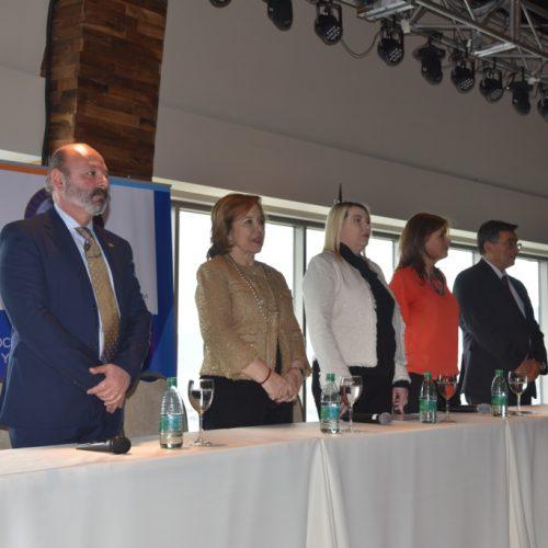 """Muchnik participó del """"XX Encuentro Nacional de Jueces de Cámara de Tribunales Orales de la República Argentina"""""""