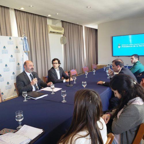 El Doctor Muchnik disertó sobre las reformas procesales y su impacto en la política criminal