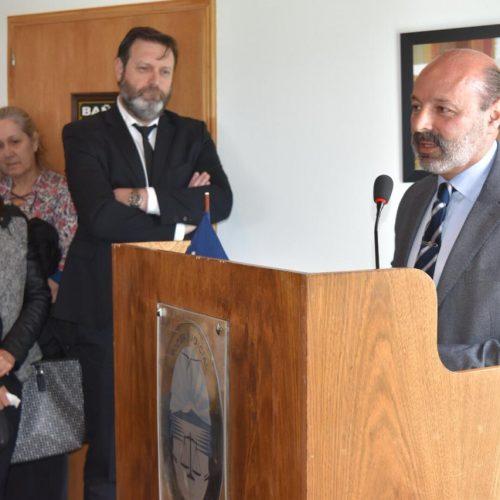 Inauguran la sede de la Asociación de Magistrados y Funcionarios de Tierra del Fuego