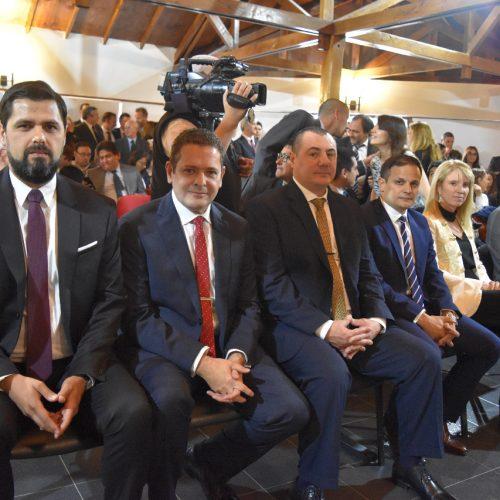 Juraron los jueces de la Cámara de Apelaciones de Ushuaia y del Juzgado Laboral N° 2 de Río Grande