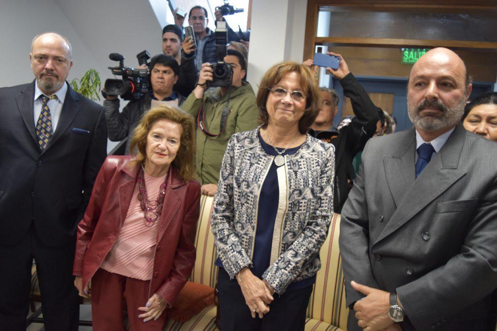 Inauguración de la Casa de Justicia de Tolhuin