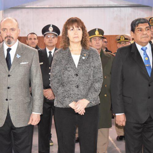 El Superior Tribunal de Justicia presente en el Acto Central por el día de la Bandera