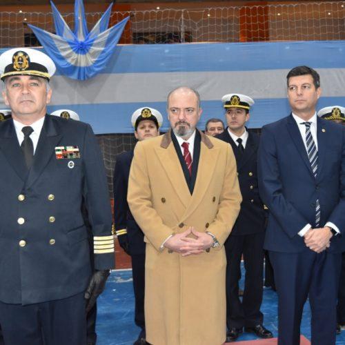 El Superior Tribunal de Justicia participó del recordatorio por la creación de la Prefectura Naval Argentina
