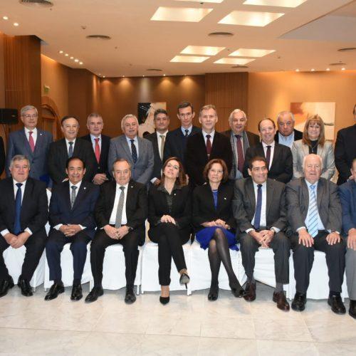 La Doctora Battaini participó de la Reunión de la Ju.Fe.Jus en San Juan