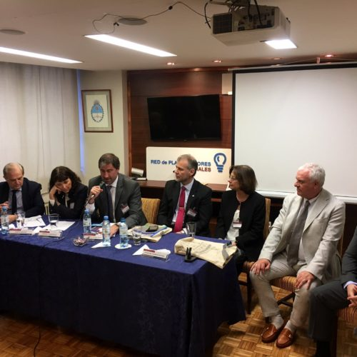 Activa participación en el Encuentro de Responsables de Planificación de los Poderes Judiciales