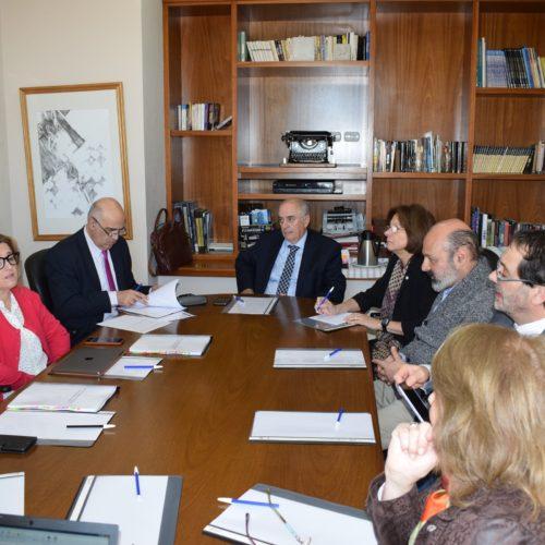 Los jueces del Superior Tribunal participaron de la reunión del Foro Patagónico
