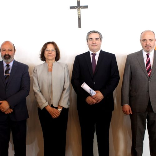 El Dr. Eduardo Urquiza asumió como Fiscal Mayor de Ushuaia
