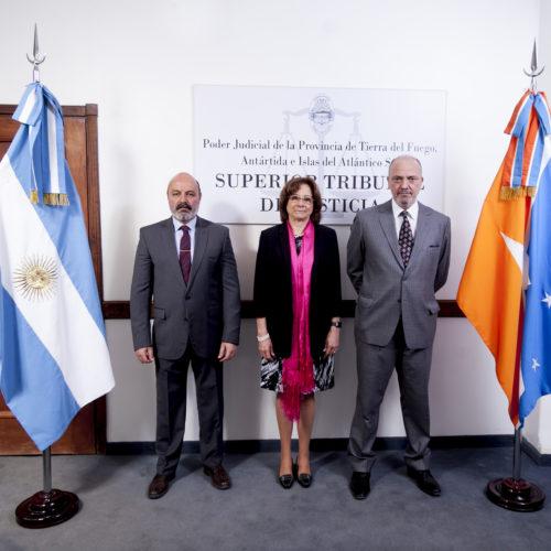 Hoy se conmemora el 25º Aniversario del Poder Judicial de Tierra del Fuego