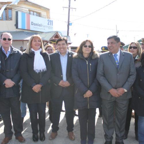 El Superior Tribunal de Justicia participó del acto central por el 47º Aniversario de Tolhuin