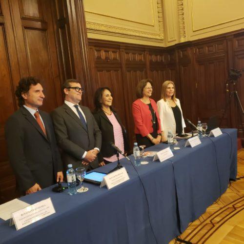 El Poder Judicial participó de la reunión de la Comisión Nacional de Acceso a Justicia