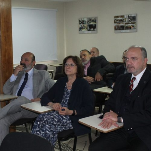 La Dirección de Informática presentó el nuevo Sistema de Gestión Judicial