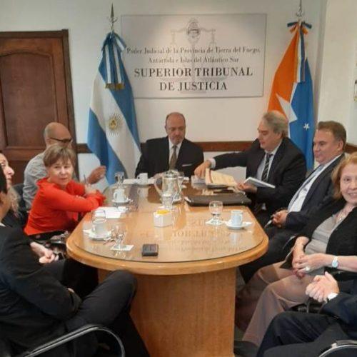 Realizan última reunión de la Comisión Reformadora del Código Procesal Civil y Comercial