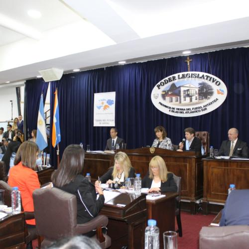 El Superior Tribunal de Justicia presente en la apertura de sesiones legislativas de Tierra del Fuego
