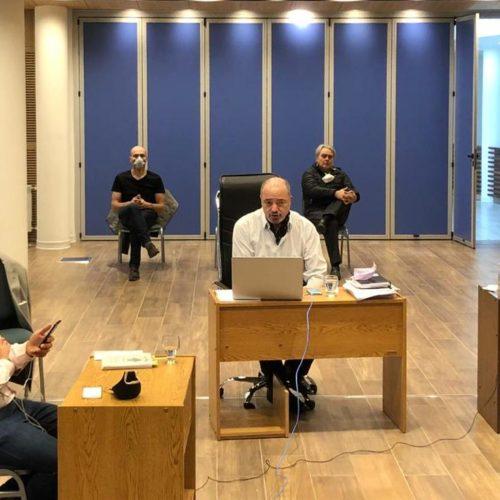 El Superior Tribunal de Justicia se reunió con los Colegios de Abogados de Ushuaia y Río Grande