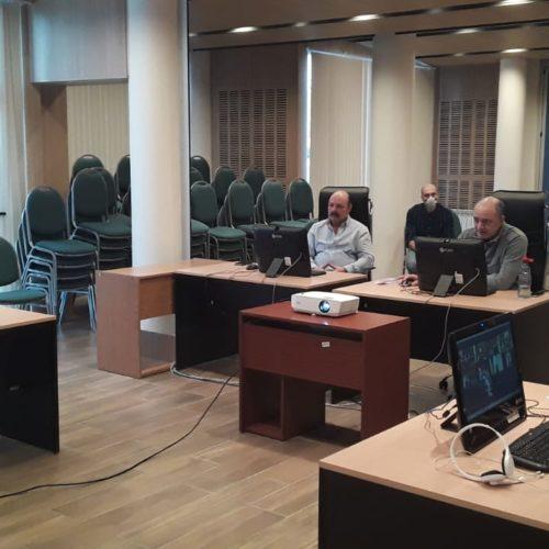 Analizan medidas sanitarias preventivas a implementar para la reapertura de la actividad judicial