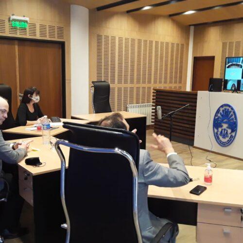 El Superior Tribunal de Justicia se reunió con representantes de abogados