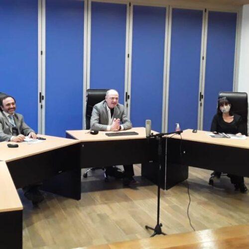 Avanza la obra del edificio del Superior Tribunal de Justicia de Tierra del Fuego