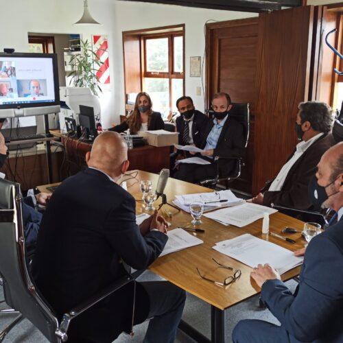 Este jueves se desarrolló una nueva sesión del Consejo de la Magistratura