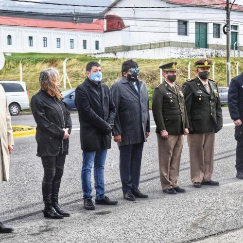El Superior Tribunal de Justicia estuvo presente en el Homenaje a los 44 Tripulantes del Submarino ARA San Juan