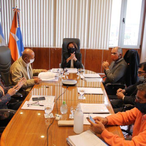 Se desarrolló una nueva sesión del Consejo de la Magistratura