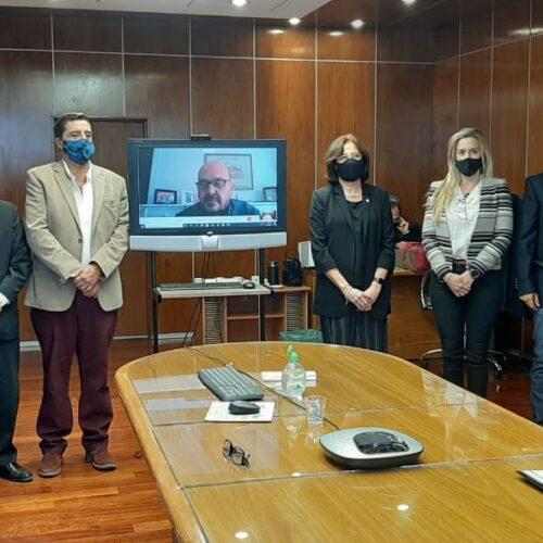 Se desarrolló la primera reunión del Consejo de la Magistratura