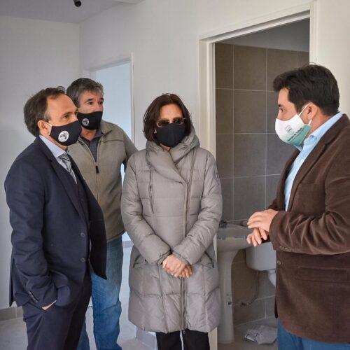 Avanzan en gestiones para la puesta en marcha del Juzgado de Competencia Integral en Tolhuin