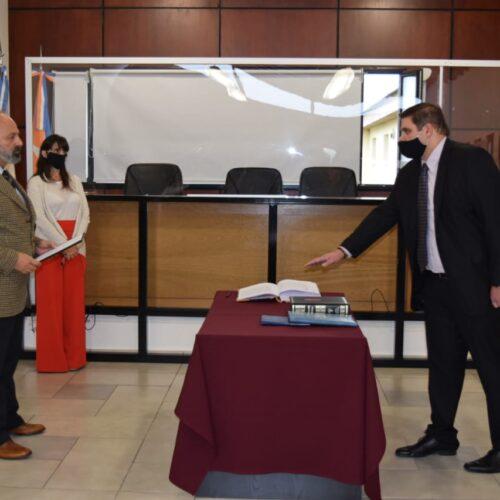 Asumió un nuevo Agente Fiscal en Río Grande