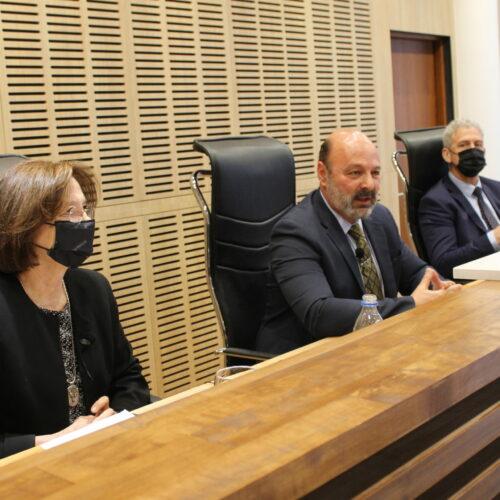 Los Jueces del Superior Tribunal de Justicia abrieron el XIV Congreso Nacional de Secretarios Letrados y Relatores