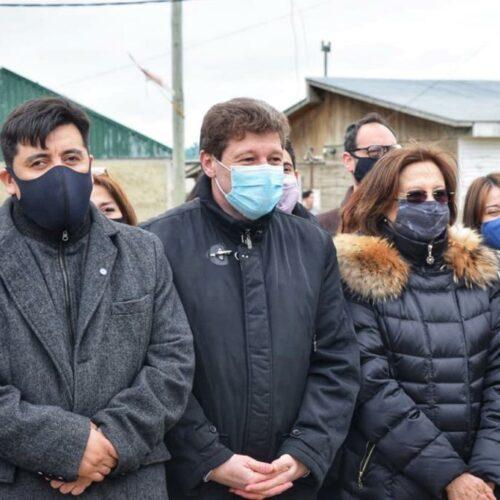 El Superior Tribunal de Justicia participó del acto aniversario del Municipio de Tolhuin